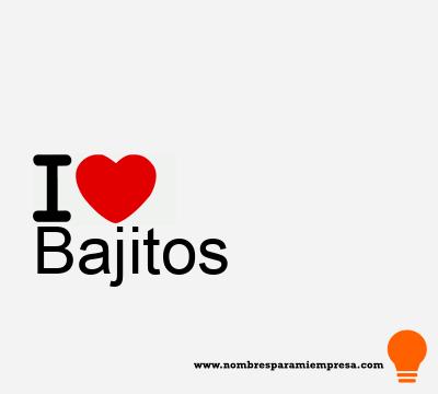 Bajitos