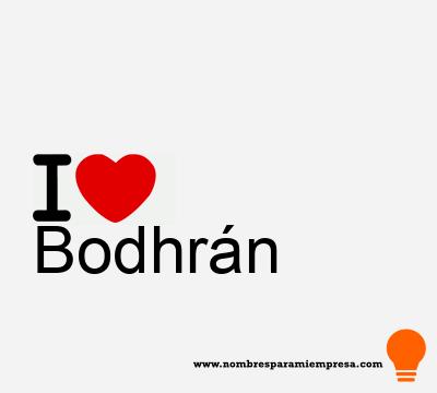 Bodhrán