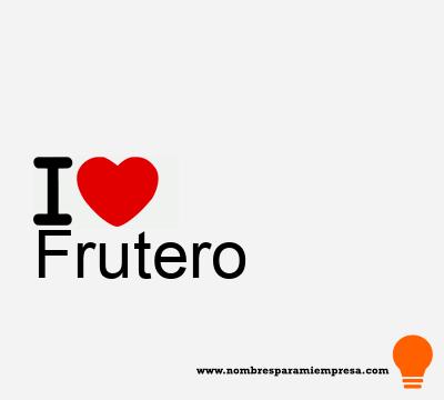 Frutero