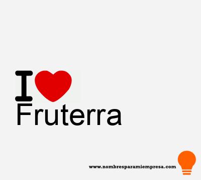 Fruterra