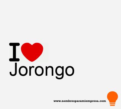 Jorongo
