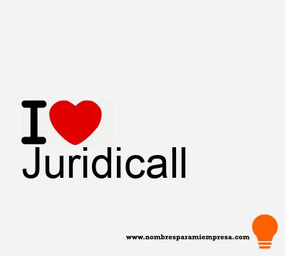 Juridicall