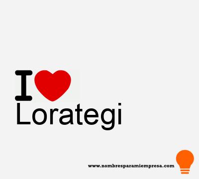 Lorategi