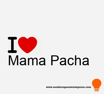 Mama Pacha