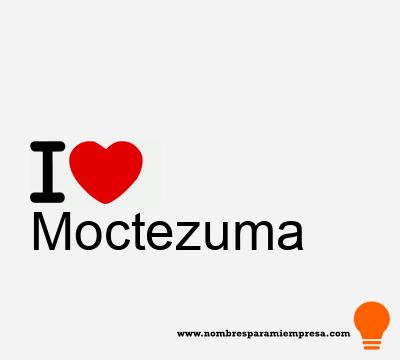 Moctezuma