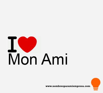 Mon Ami