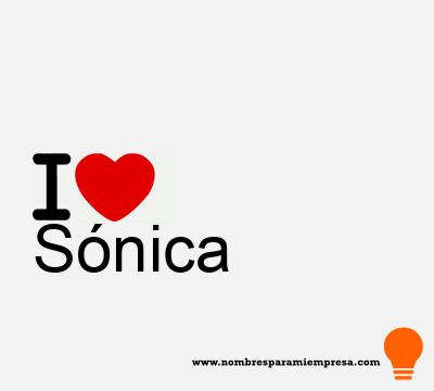 Sónica