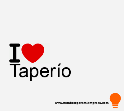 Taperío