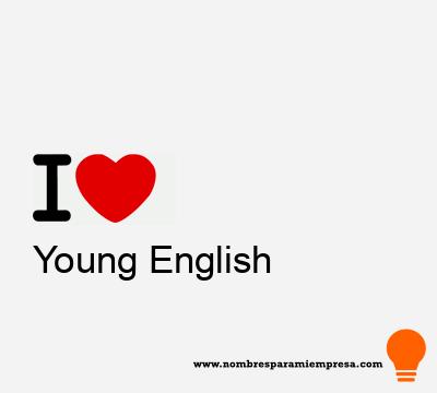 Young English