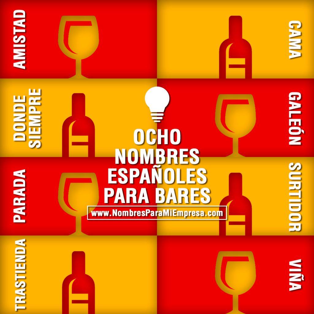 8-NOMBRES-ESPAÑOLES-BARES